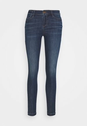MAGIC MALONE - Skinny-Farkut - blue denim