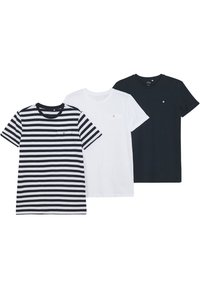Name it - NKMVINCENT 3 PACK - T-shirt print - bright white - 4