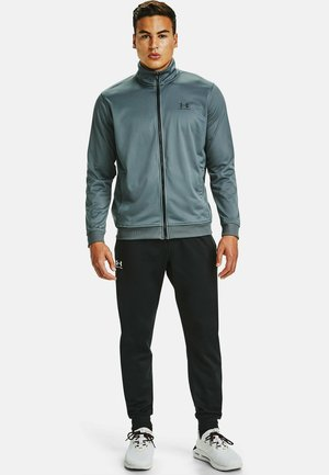 Training jacket - pitch gray