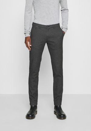 HOSE - Pantalones - dark grey
