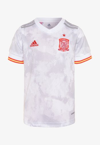 FEF SPANIEN A JSY Y - Club wear - white/light solar grey