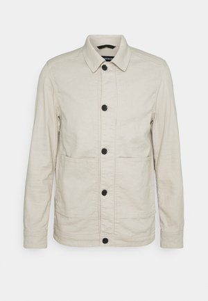 ERIC - Summer jacket - sand grey