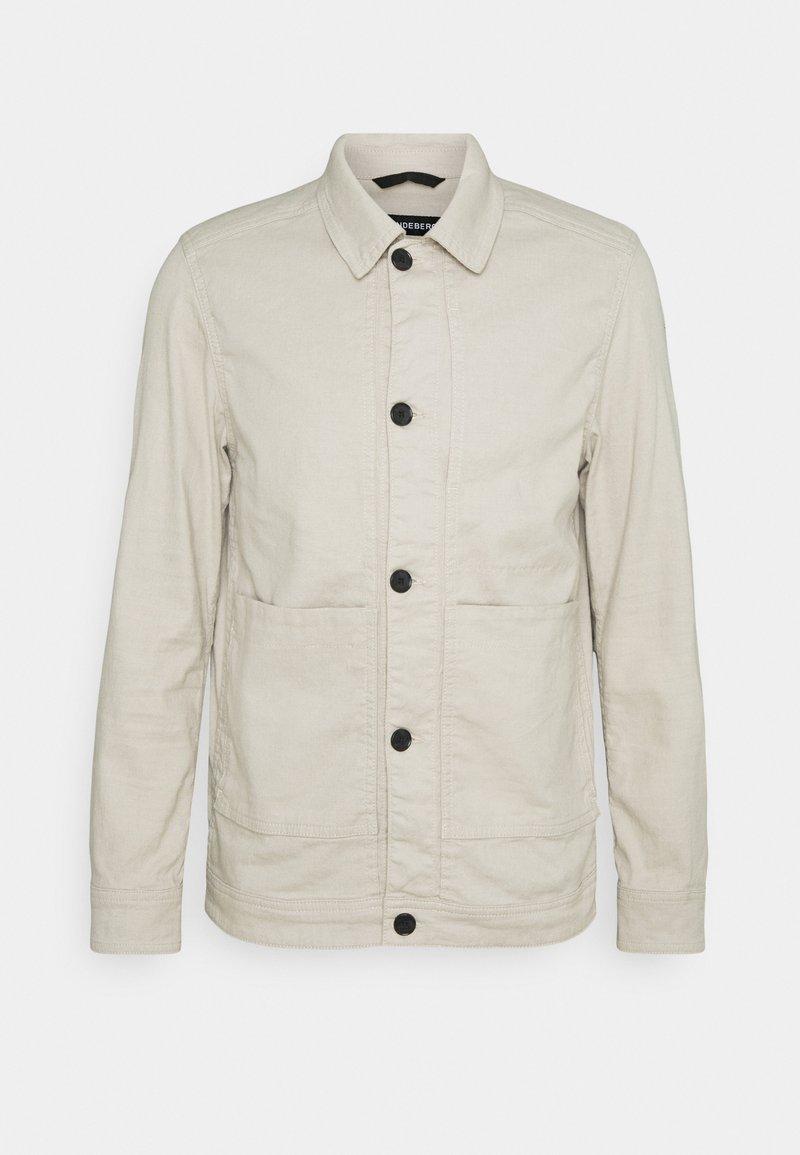 J.LINDEBERG - ERIC - Summer jacket - sand grey