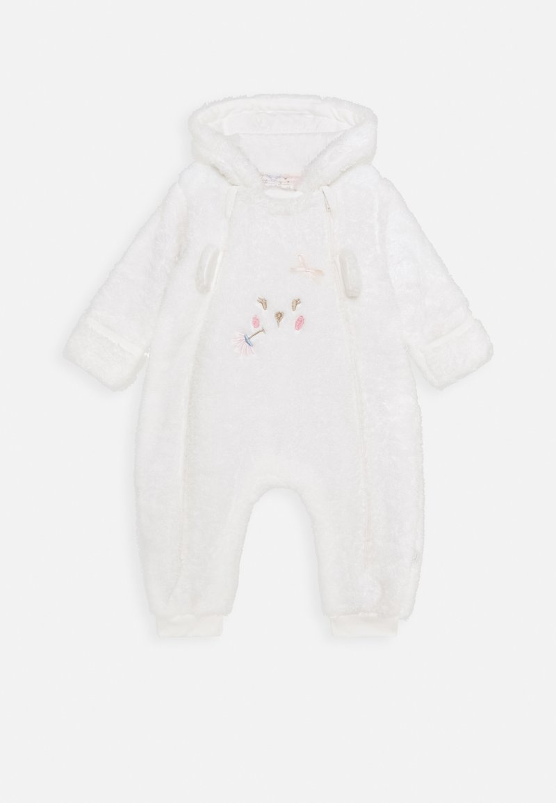 Jacky Baby - FLUFFY & LOVELY - Jumpsuit - off white
