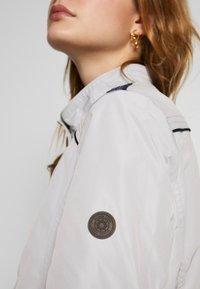 Barbara Lebek - INBETWEEN - Summer jacket - silver - 3