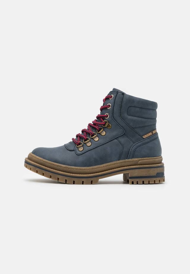 Veterboots - navy