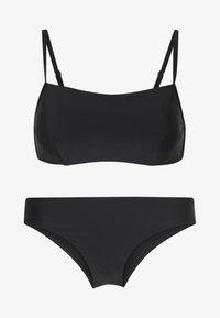 YASTITO SET - Bikini - black