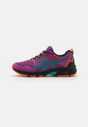 GEL VENTURE 8 - Zapatillas de trail running - digital grape/baltic jewel