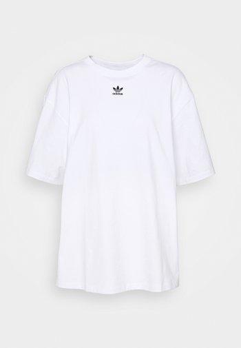 TEE - T-shirt basique - white