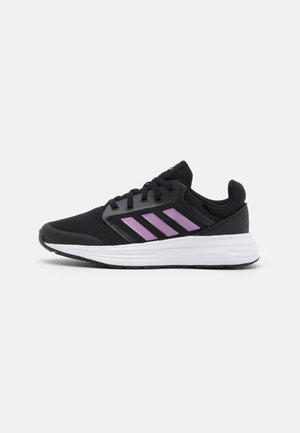 GALAXY 5 - Neutrala löparskor - core black/cherry metallic/footwear white