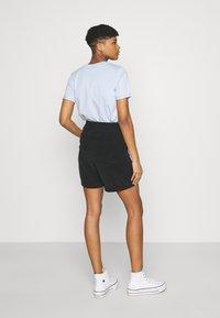Weekday - EDVINA - Shorts - black - 2