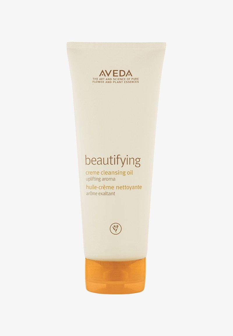 Aveda - BEAUTIFYING CREME CLEANSING OIL  - Shower gel - -