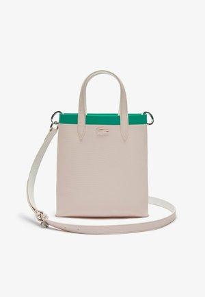 Handbag - flamant farine verdier