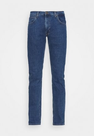 DAREN ZIP FLY - Jeans straight leg - mid stone wash