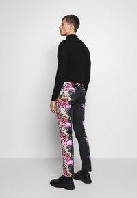 Twisted Tailor - IKEDA SUIT - Oblek - black - 6