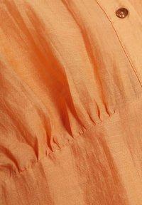 Violeta by Mango - Skjortklänning - orange - 6