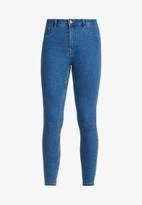 ONLY - ONLFHI MAX LIFE BOX - Skinny džíny - medium blue denim - 4