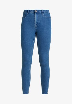 ONLFHI MAX LIFE BOX - Jeans Skinny Fit - medium blue denim