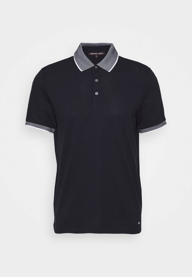 LOGO COLLAR  - Poloshirt - dark midnight