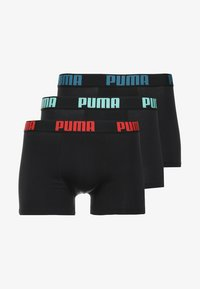 Puma - 3 PACK - Pants - tripple black - 5
