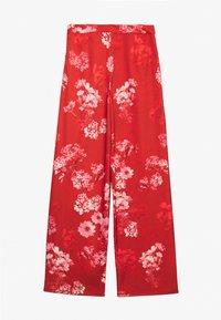 Hope & Ivy Petite - Pantaloni - red - 1