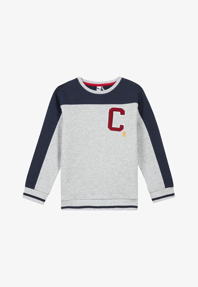 Sweatshirt - light china grey