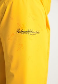 Schmuddelwedda - Winter coat - senf