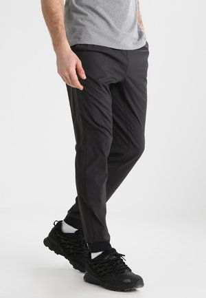 TERREBONNE JOGGERS - Trousers - black