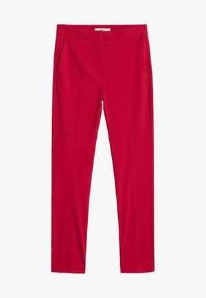 COLA - Pantaloni - rood