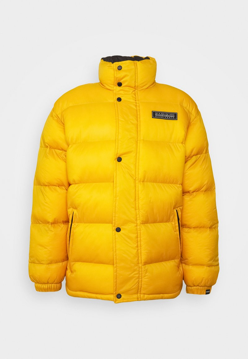 Napapijri The Tribe - TAMMIKUU UNISEX - Veste d'hiver - yellow solar