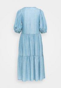 s.Oliver - Maxi dress - blue lagoon denim - 7