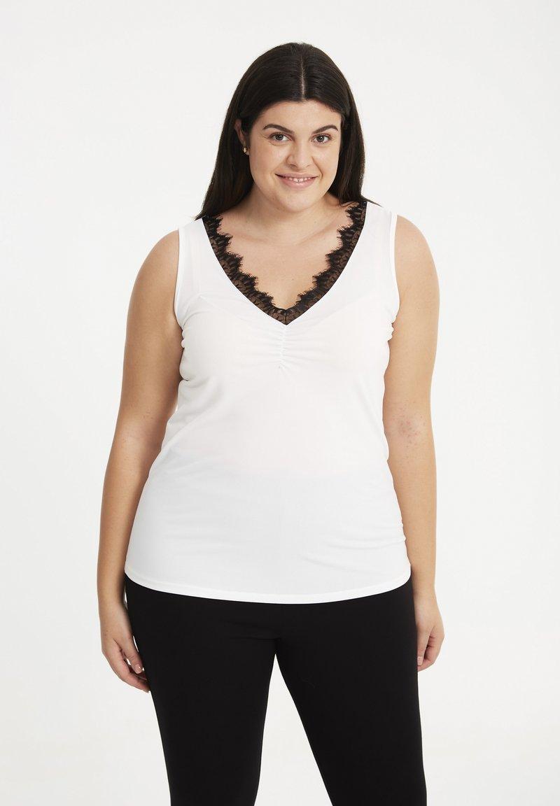 SPG Woman - Top - white