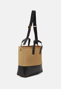 PARFOIS - SHOPPER BAG AKUA SET - Handbag - black - 1
