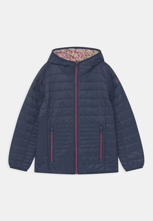 FIX HOOD UNISEX - Outdoor jacket - blue