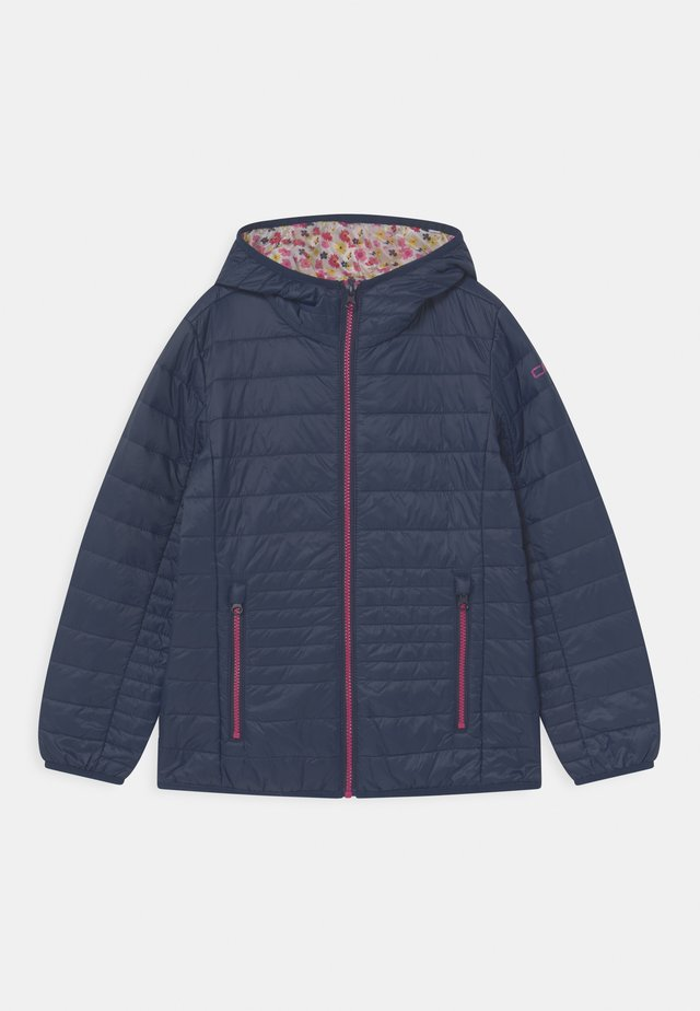 FIX HOOD UNISEX - Outdoor jacket - blue