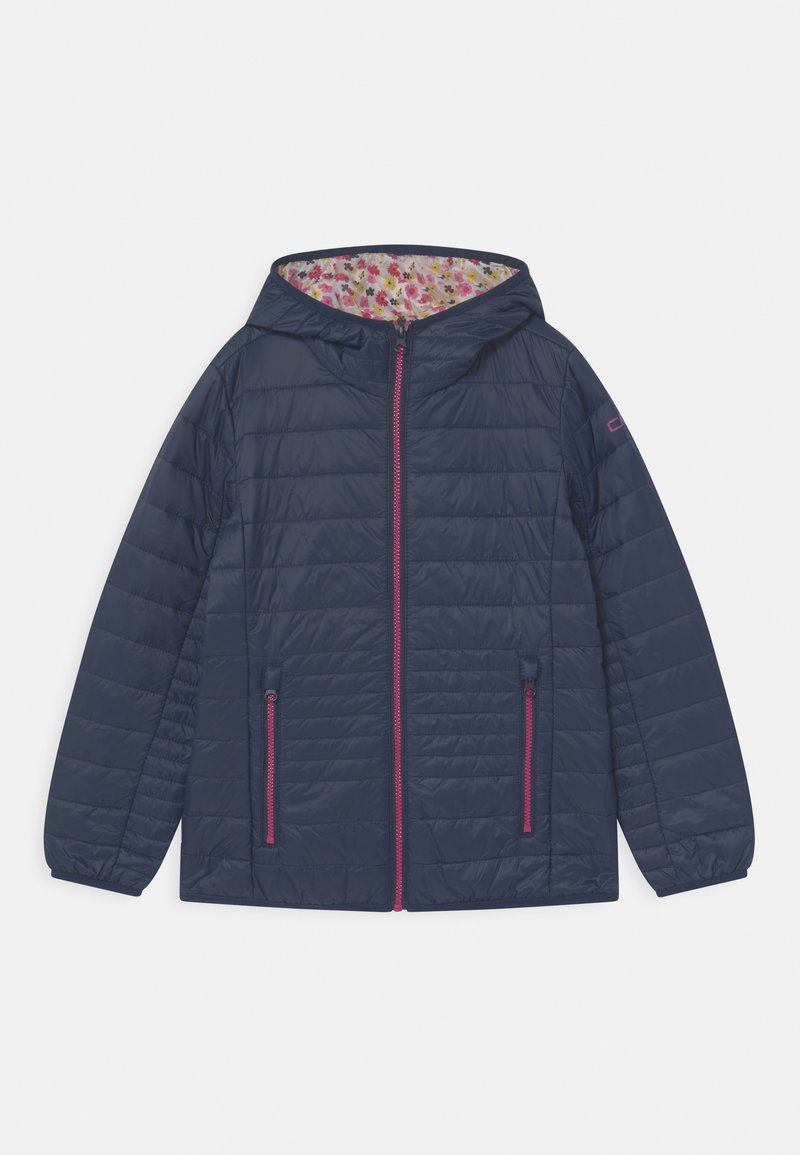 CMP - FIX HOOD UNISEX - Outdoor jacket - blue