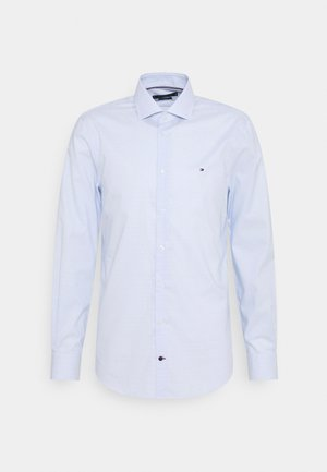 STRIPE DOBBY - Formal shirt - classic blue