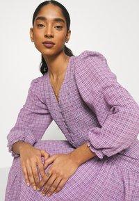 EDITED - KARLA DRESS - Maxi dress - purple - 3