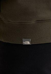 The North Face - DREW PEAK - Kapuzenpullover - new taupe green/khaki - 5