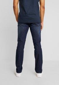 Paddock's - RANGER PIPE VINTAGE - Jeans Straight Leg - dark stone blue - 2