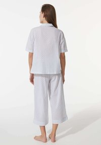 OYSHO - Pyjama bottoms - blue - 2