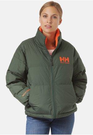 URBAN REVERSIBLE JACKET - Winter jacket - field green