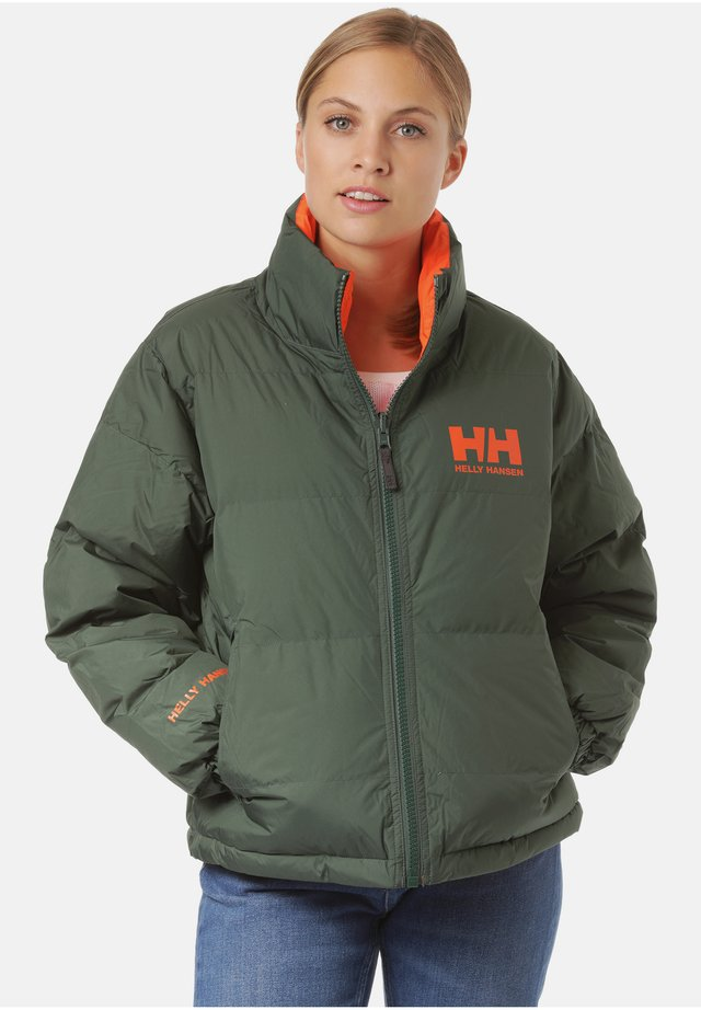W HH  - Winter jacket - field green