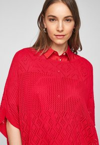 s.Oliver - Cape - red - 4