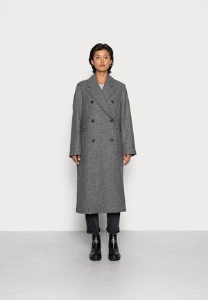 VANCE COAT - Classic coat - gilwood smokestack heather black