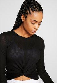 Onzie - TWIRL  - Long sleeved top - black - 3