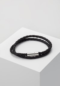 Icon Brand - FACE THE WRAP - Bracciale - black - 2