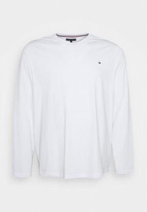 STRETCH TEE - Maglietta a manica lunga - white