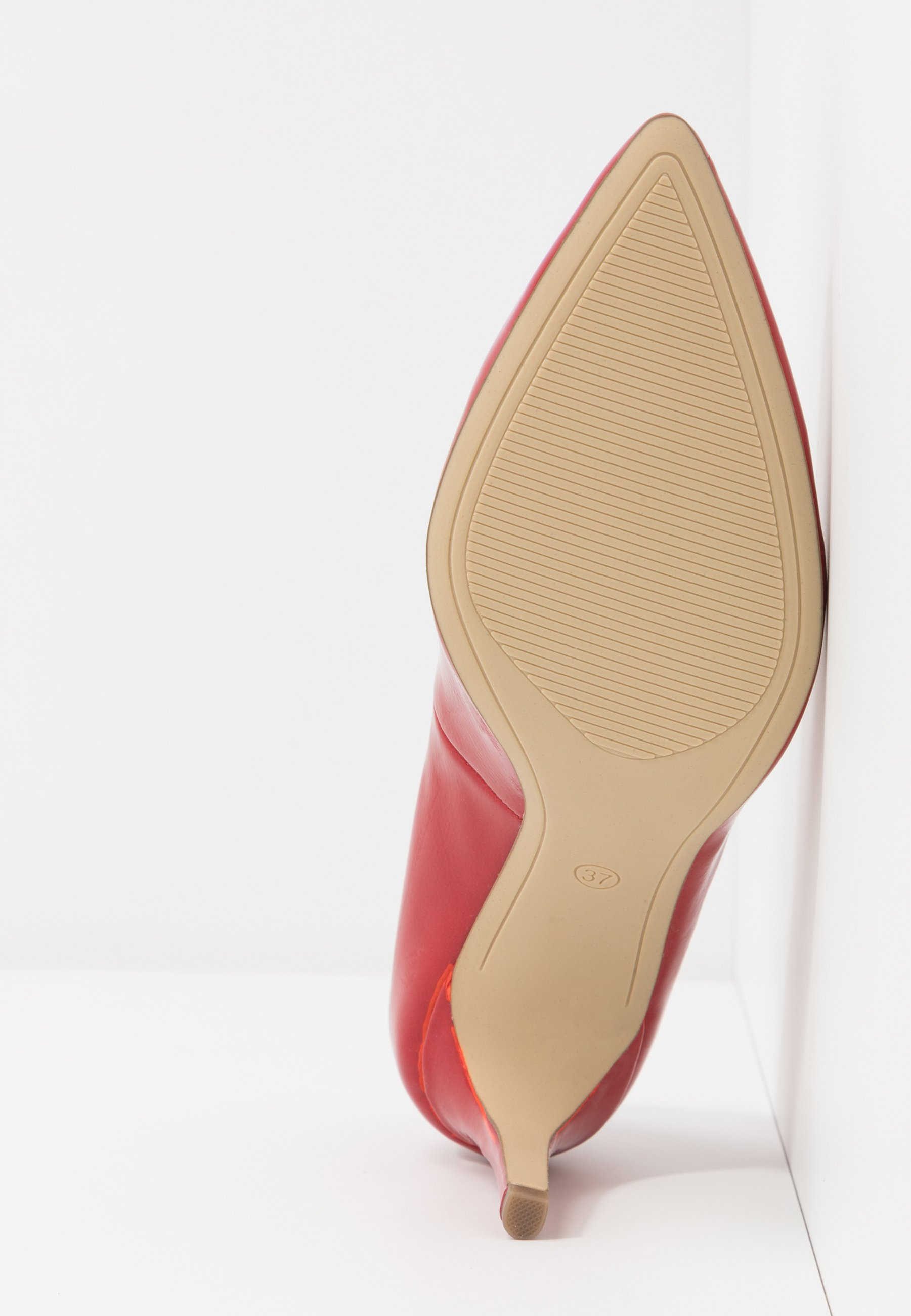 s.Oliver Classic heels - red