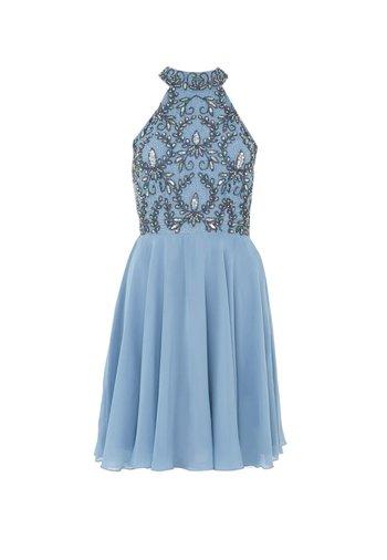 Cocktail dress / Party dress - powder blue